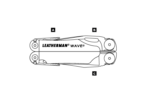 Características Leatherman Wave